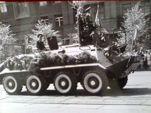 Парад Победы на посвящённый Победе в Великой Отечественной войне