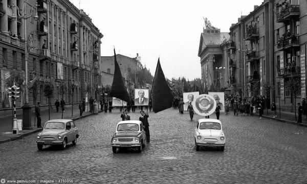 Первомайская демонстрация (1 мая 1960 года)