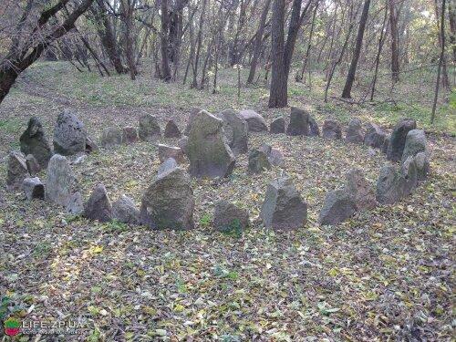 Святилище эпохи бронзы на Хортице