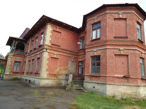 Усадьба Миклашевских (село Беленькое)