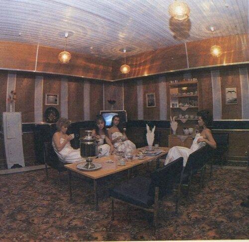 Гостиница Интурист, 80-е годы
