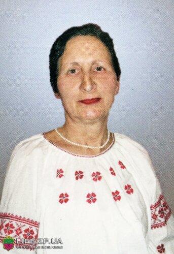 Коваль Вера Николаевна - запорожская поэтесса