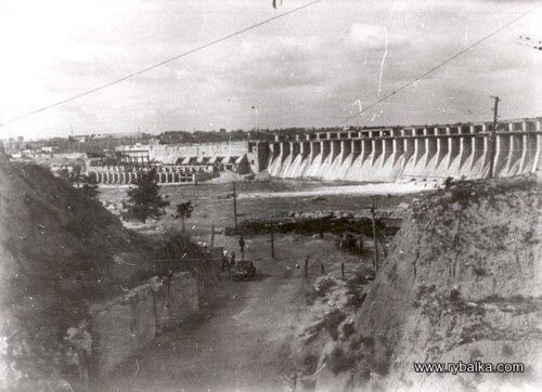 Обновленная ГЭС была вновь пущена в 1944—1950 годах.