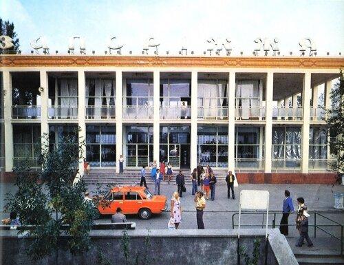 Речной вокзал «Дубовая роща»