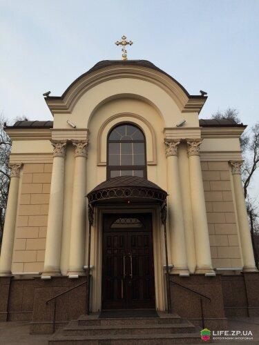 Церковь во имя Святой равноапостольной княгини Ольги
