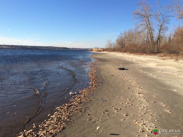 Студенческий пляж (Запорожье)