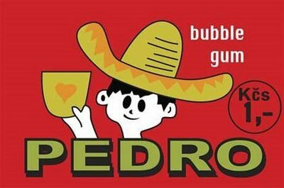 Жевательная резинка «Педро» (Pedro)