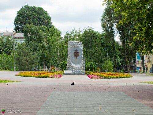 Памятник воинам-пограничникам