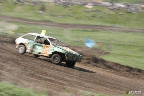 Гонки на выживание в Запорожье  (фотоотчет)