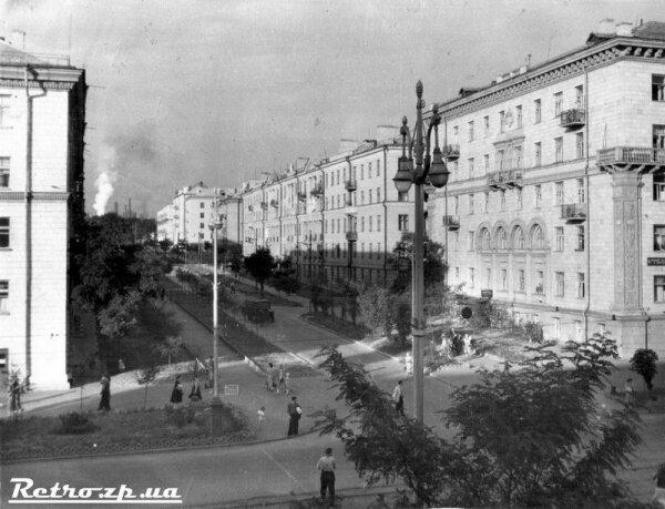 Сталеваров (стометровка) старое ретро фото