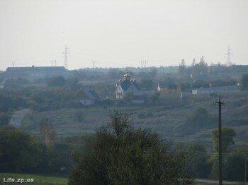 Церковь в селе Долинское