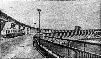 ДнепроГЭС, маршрут 4. 1938 год.