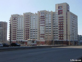 Дом на бульваре Центральном.