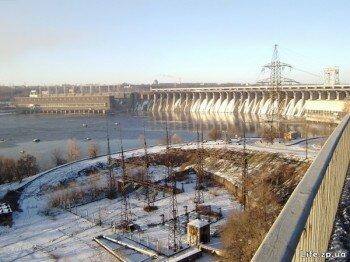 ГЭС имени Ленина.