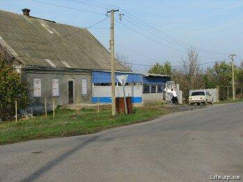 Магазин в селе Долинское