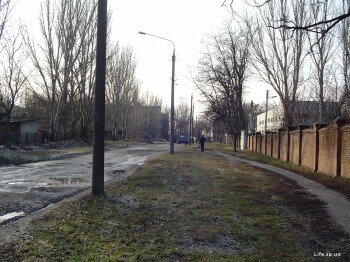 Улица Молодежная