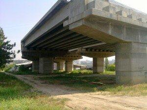 Новые запорожские мосты заброшены