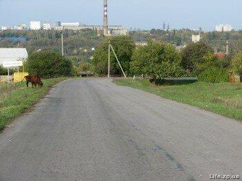 Выезд из Новослободки