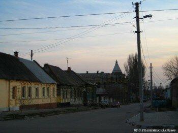 Старый Александровск. Последние закаулки старого города.