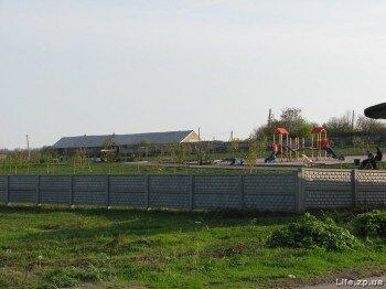 Парк в Новослабодке