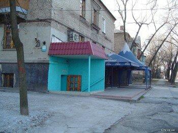 Улица Теннисная